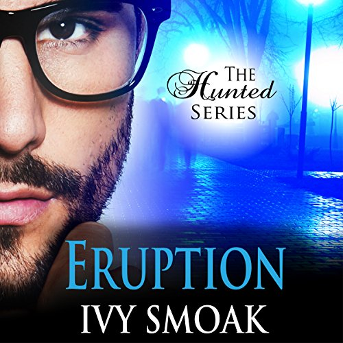 Eruption audiobook cover art