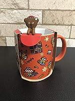 USJユニバミニオンズマグスプーン付きマグカップ