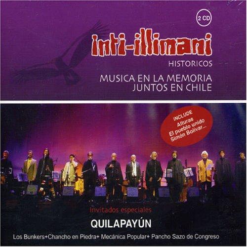 Historicos-Invitados Especiales Quilapayun