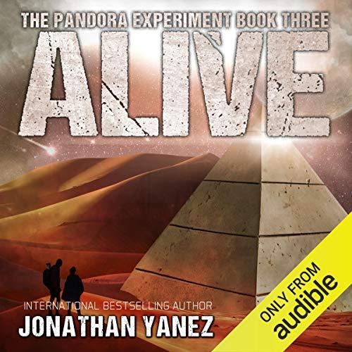 Page de couverture de Alive