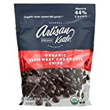 Artisan Kettle Chocolate Chips - Organic - Semisweet - Case Of 6 - 10 Oz