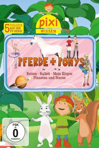 Pixie Wissen TV - Pferde + Ponys