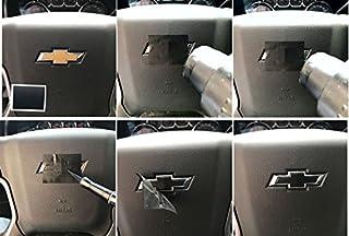 Custom Chevy Emblems Bow Tie