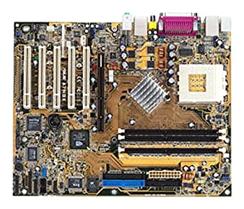 ASUSTeK COMPUTER A7N8X Deluxe-UAY Socket A Motherboard