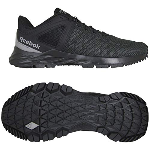 Reebok Herren Astroride Path 2.0 Leichtathletik-Schuh, Core Dark Core Dark Spacer Gray, Forty eight.5 EU thumbnail