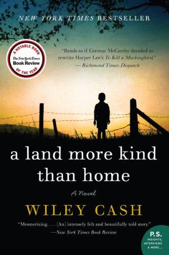 A Land More Kind Than Home: A Novel (English Edition)
