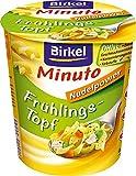 Birkel - Minuto Frühlingstopf Fertignudelgericht 8er Pack (8x52g)