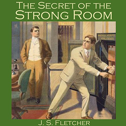 The Secret of the Strong Room audiobook cover art