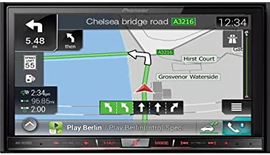 Best pioneer motorized touch screen Reviews