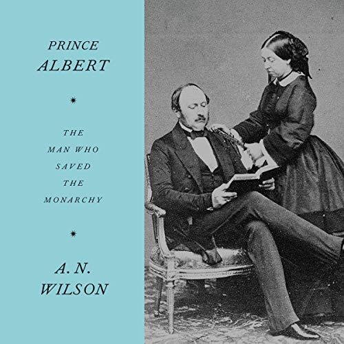 Prince Albert audiobook cover art