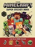 Minecraft Mojang. Super sticker book. Con adesivi...