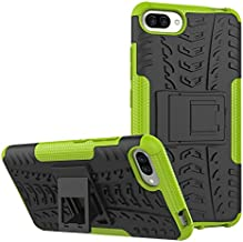 Armoured Shock-Proof Case for Asus Zenfone 4 Max Plus Zc554kl - Green