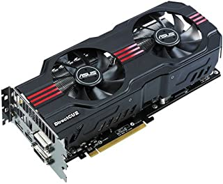 ASUS GeForce GTX 560 (Fermi) 1 GB 320-Bit GDDR5 PCIe 2.0 x16 HDCP SLI Support Video Card - ENGTX560Ti448 DC2/2DIS/1280D5