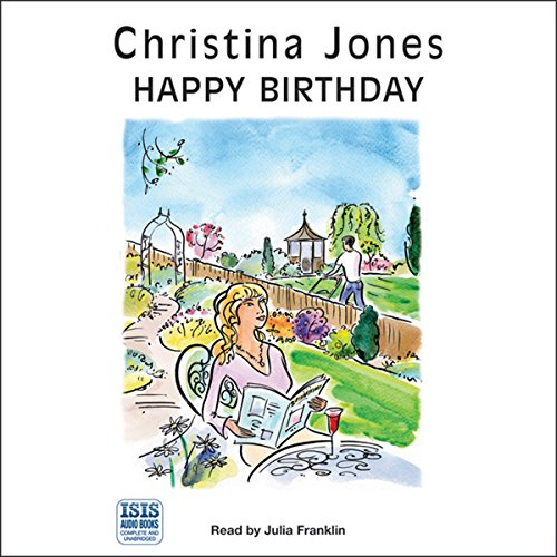 Happy Birthday audiobook cover art