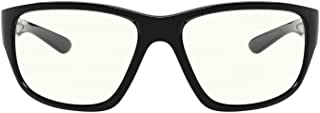 Ray-Ban Unisex's Rb4300 Everglasses, Shiny Black/Clear, 63 mm