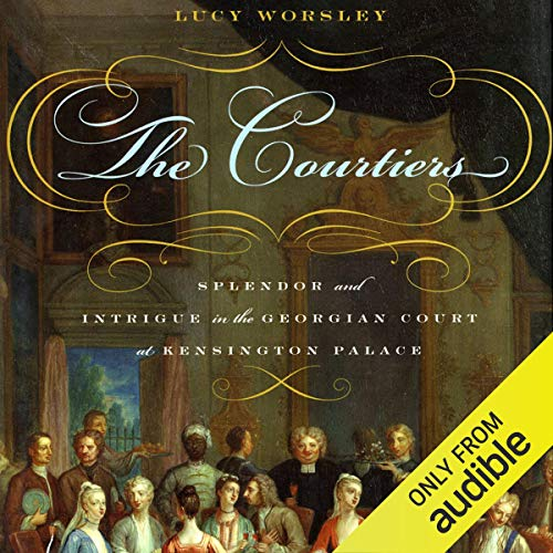 The Courtiers  By  cover art