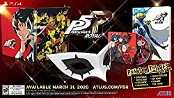 Amazon opens pre-orders for Persona 5 Royal and Trails of Cold Steel III Special Editions