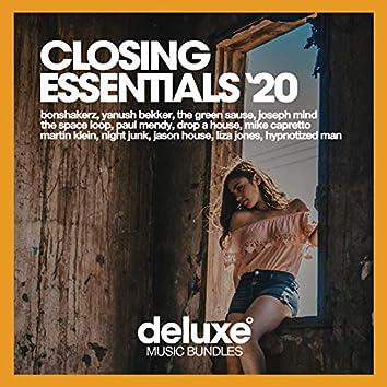 Closing Essentials (Summer '20)