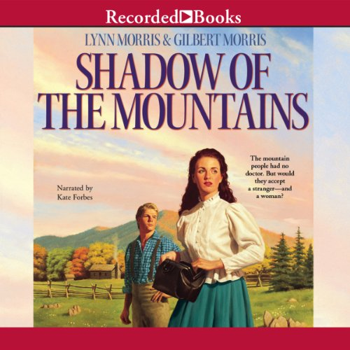 Shadow of the Mountains audiobook cover art