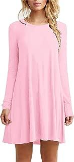 Best pink swing dresses Reviews
