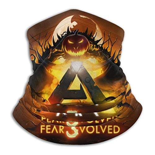 power1 Ark Survival Evolved Fleece Neck Warmer Winter Neck Warmer Winddichtes Gesicht für Männer Frauen