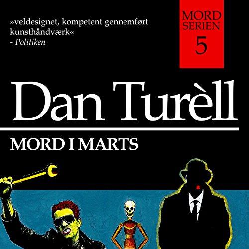 Mord i marts audiobook cover art