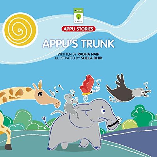 Appu's Trunk audiobook cover art