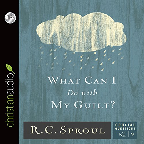 What Can I Do With My Guilt? audiobook cover art