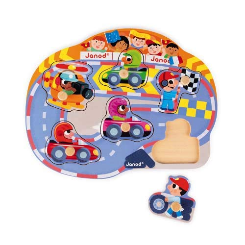 Puzzel Racebaan