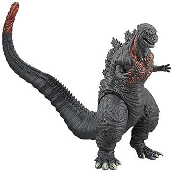 Bandai Movie Monster Series Godzilla 2016 Vinyl Figure  Japan Import