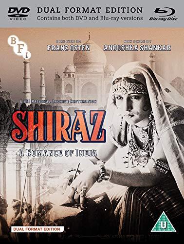 Shiraz: A Romance of India (DVD + Blu-ray) [UK Import]