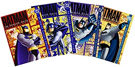 Batman - The Animated Series, Volumes 1-4