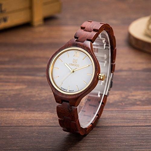UWOOD Lady Watch