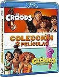 Los Croods 1-2 [Blu-ray]
