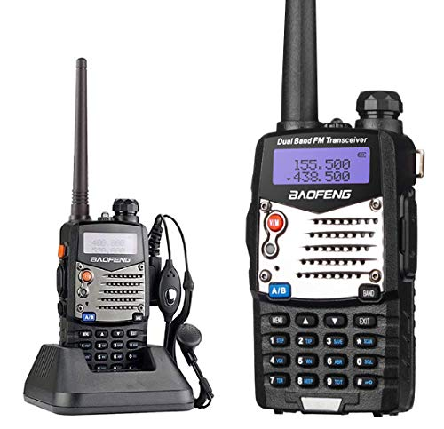 Mengshen Baofeng UV - 5r 5re uv-5ra 5 WデュアルバンドUHF/VHF 400 – 4800 / 136 – 174 MHzポータブルHam...