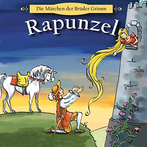 Couverture de Rapunzel