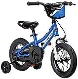 Schwinn Koen Boys Bike for Toddlers and Kids, 12-Inch Wheels, Blue