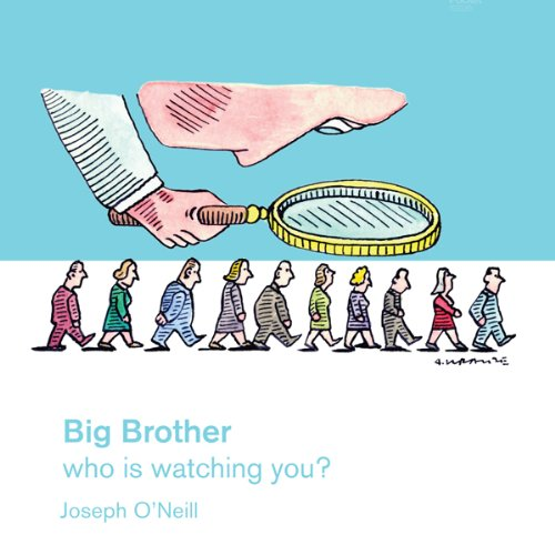 Pocket Issue, Big Brother audiobook cover art