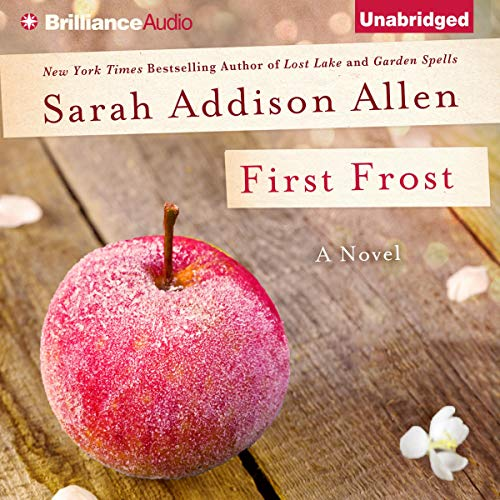 First Frost Audiobook By Sarah Addison Allen cover art