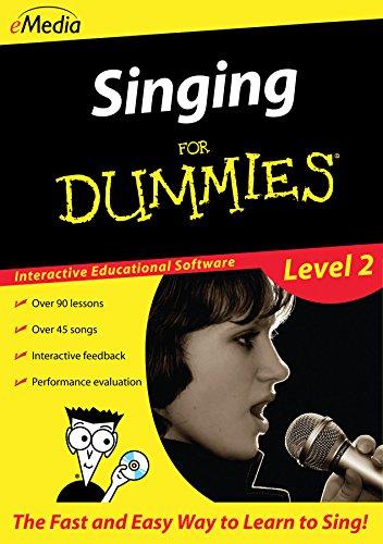eMedia Singing For Dummies Level 2 [Mac Download]