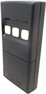 Allstar 8833T 3-Button Gate Garage Remote Linear 190-108817 Allister Pulsar Heddolf Comp 318MHz