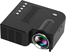 $219 » Mini Projector Full HD 1080P Supported, Home Theater Outdoor Movie Projector, Compatible with TV Stick, PS4, HDMI, VGA, AV...
