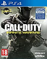 Call of Duty Infinite Warfare (PS4) (輸入版)
