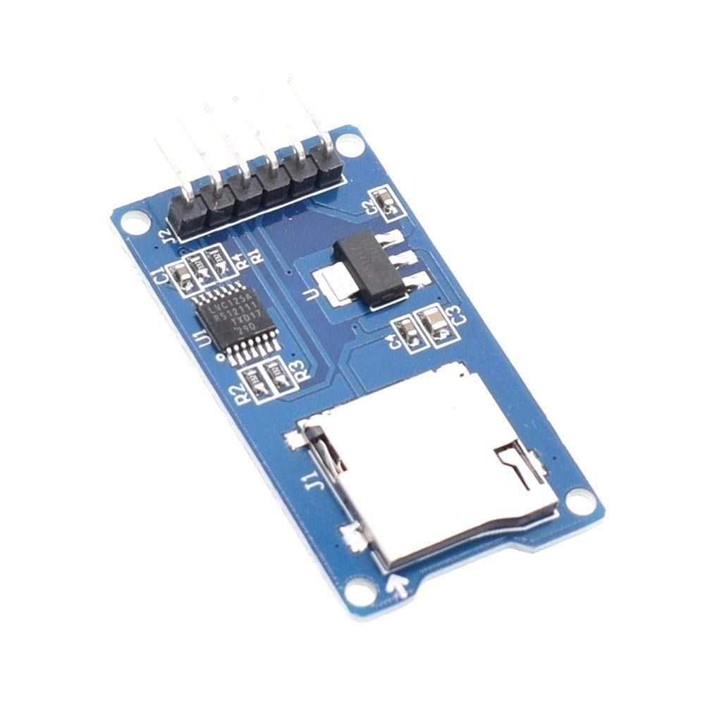 Micro SD Card Translated SDHC high-Speed Reader TF Direct stock discount Mini Module