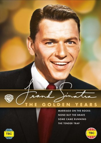Frank Sinatra - The Golden Years (Marriage On The Rocks, None But The Brave, Some Came Running, The Tender Trap) [4 DVDs] [UK Import]