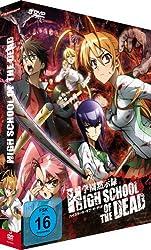Highschool of the Dead – Manga und Anime Serie