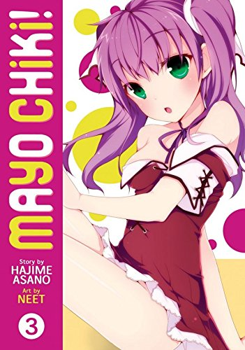 Mayo Chiki! Vol. 3 (English Edition)