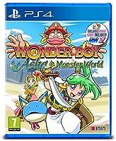 Wonder Boy: Asha in Monster World (PS4) (輸入版)