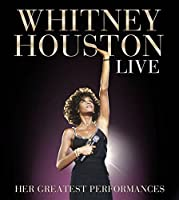 Whitney Live by WHITNEY HOUSTON