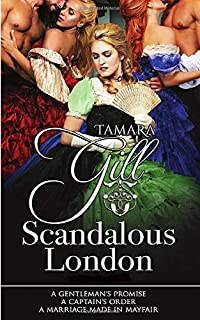 Scandalous London: Series Bundle